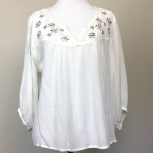 Abercrombie & Fitch Blouse mediume NWT